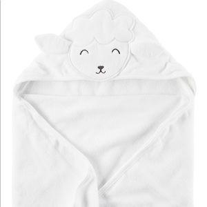 NWT Carter's Bath Towel